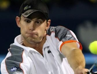 Andy Roddick triumphiert beim Turnier in Dubai