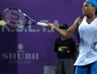 Serena Williams gewinnt Schwestern-Duell in Indien