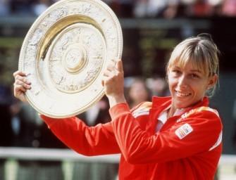Navratilova besitzt wieder tschechischen Pass