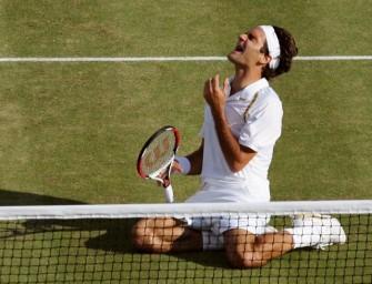 """ATP ehrt Federer erneut als """"Spieler des Jahres"""""""
