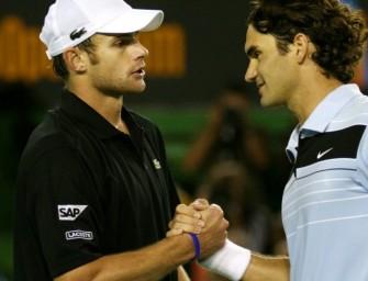 Roddick fordert Federer, Nadal trifft auf Blake