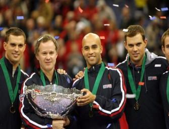 Arag World Team Cup mit Davis-Cup-Siegerteam USA