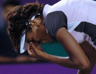 Venus Williams nimmt vierwöchige Auszeit