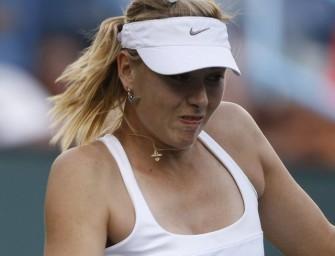 Scharapowa in Amelia Island im Viertelfinale