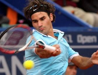 Federer zieht locker ins Finale von Hamburg ein