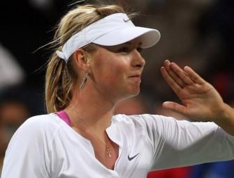 Scharapowa verzichtet auf das Halbfinale