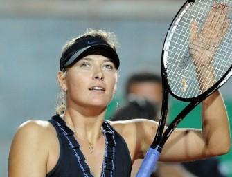 Scharapowa erbt Henins Tennis-Thron