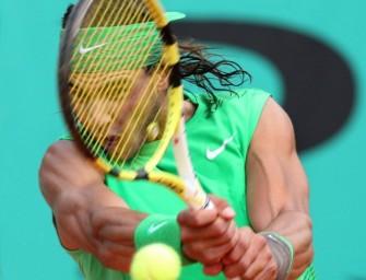 Nadal setzt seinen Siegeszug fort