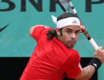 Gonzalez und Federer stehen im Viertelfinale