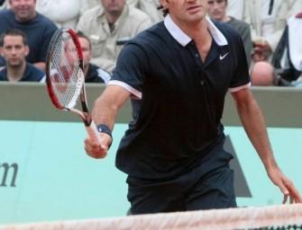 Federer zieht über Gonzalez ins Semifinale ein