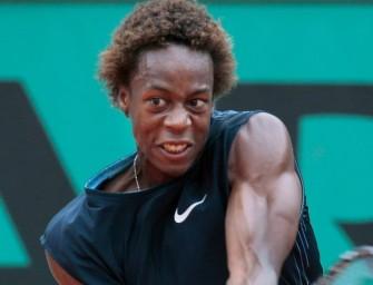 Monfils will sich von Federer nicht stoppen lassen