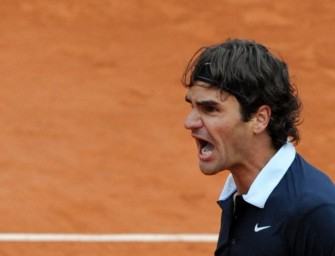 Federer fühlt sich bereit für Nadal