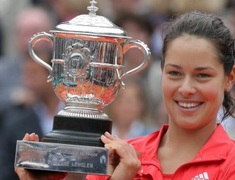 Ivanovic triumphiert bei den French Open