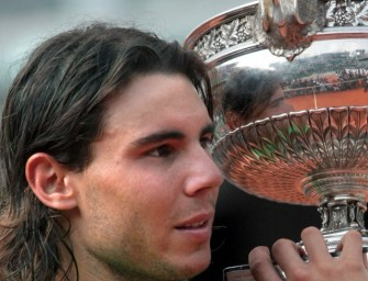Nadal erteilt Federer Lehrstunde