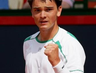 Beck nach Sieg über Zverev im Viertelfinale