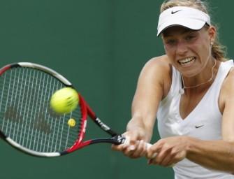 Kerber gibt kurzes Gastspiel in Wimbledon