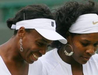 Williams-Schwestern stehen auch im Doppelfinale