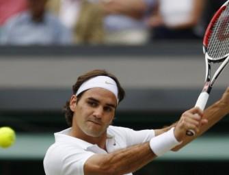 Federer steht als erster Wimbledon-Finalist fest