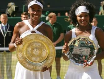 Venus Williams feiert fünften Wimbledon-Sieg