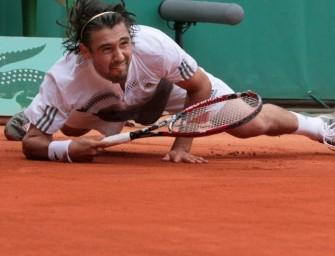 Verletzung kostet Baghdatis die Olympia-Teilnahme