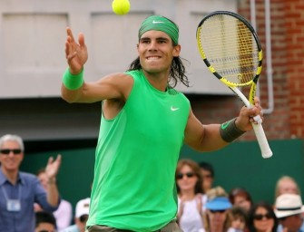 Nadal stößt Federer vom Thron