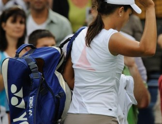 Safina in Flushing Meadows weiter