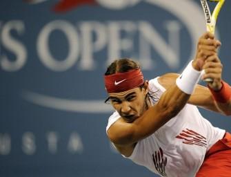 Nadal ohne Probleme in die dritte Runde