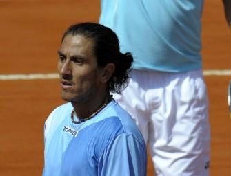 Davis-Cup-Finalist Canas Opfer eines Überfalls