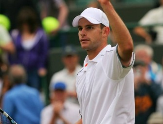 Andy Roddick siegt in Peking