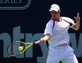 Qualifikant Golubew im Finale von St. Petersburg