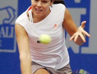 Ivanovic holt dritten WTA-Saisonsieg in Linz