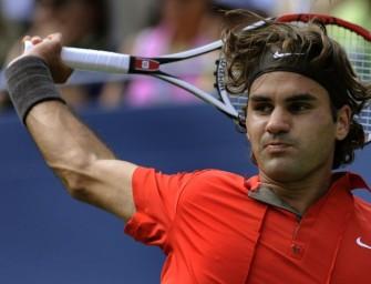 Rückenprobleme stoppen Federer