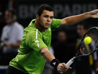 Tsonga erreicht Masters-Cup