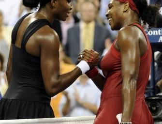Aufeinandertreffen der Williams-Schwestern in Doha