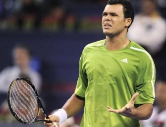 Djokovic im Masters-Halbfinale, Tsonga raus