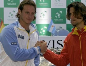 Nalbandian und Ferrer eröffnen Davis-Cup-Finale
