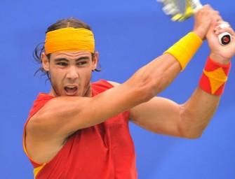 Nadal – Davis Cup über das Telefon