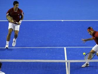 Verdasco/Lopez bringen Spanien dem Cup näher