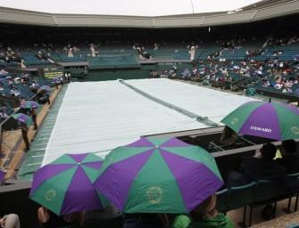 Centre-Court Einweihung in Wimbledon am 17. Mai