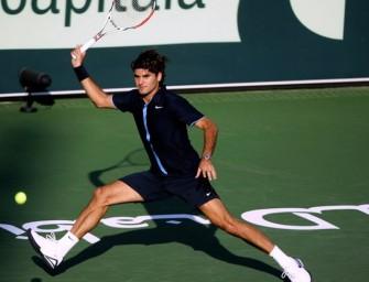 Federer verliert Showkampf gegen Murray