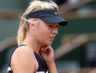 Scharapowa sagt Teilnahme an Australian Open ab