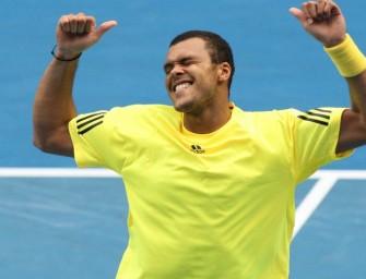 Tsonga und Nadal erreichen zweite Runde ohne Mühe