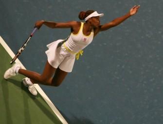 Venus Williams mit zehntem Sieg im Schwester-Duell