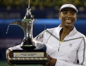 Williams feiert in Dubai Jubiläumssieg