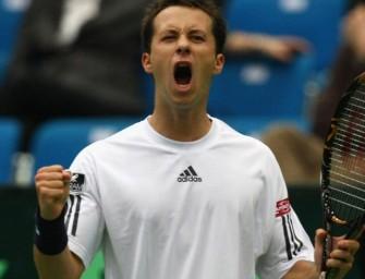 Kiefer/Kohlschreiber besorgen Führung im Davis Cup