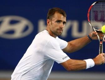 Kiefer spielt drittes Einzel im Davis Cup