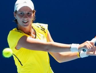 Barrois in zweiter Runde in Indian Wells