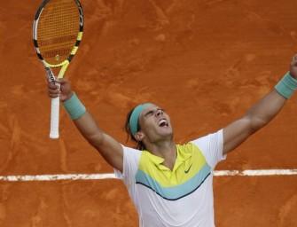 Murray kann Nadal nicht stoppen