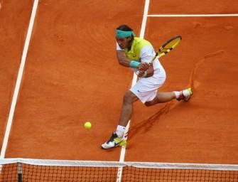 Nadal feiert Masters-Erfolg in Monte Carlo