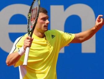Michail Juschni erreicht Halbfinale in München